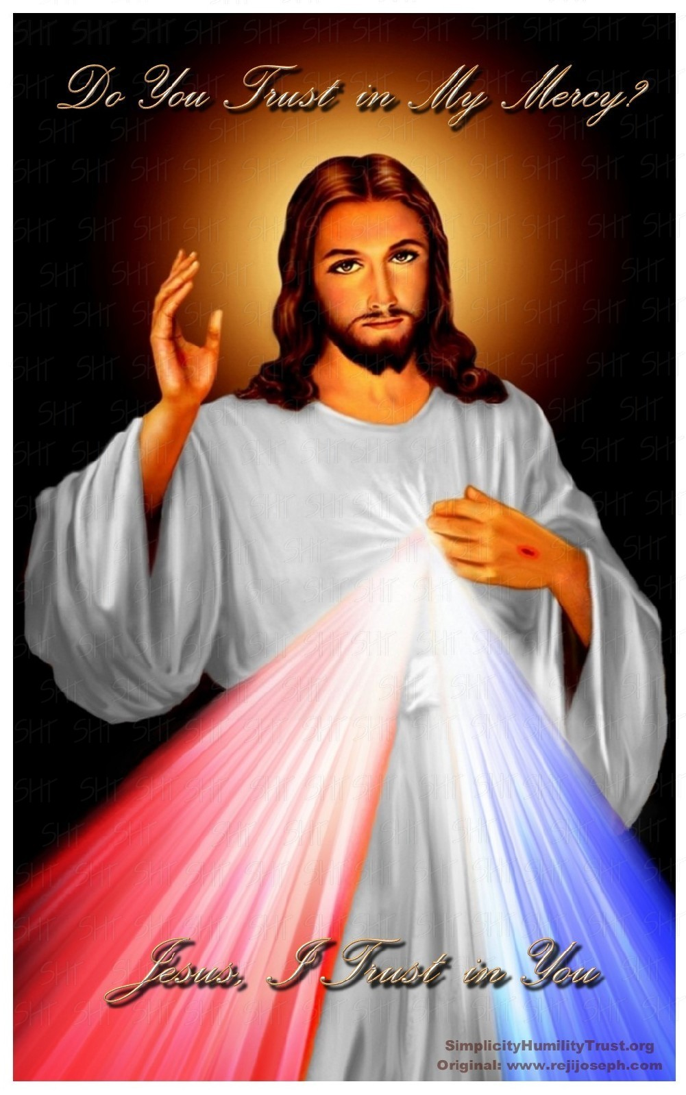 About The Divine Mercy Chaplet & Novena And Its Promises
