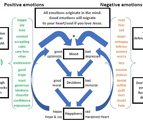Emotional Flow for Happiness